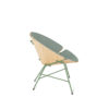 armchairs, furniture, interior-design, ARMCHAIR GINKA 3/3 - GINKA 3 3upholstered mintgreen 2 100x100