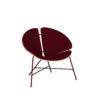 sessel, mobel, wohnen, SESSEL GINKA 3/3 - GINKA 3 3upholstered royal 1 100x100