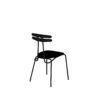 chairs, furniture, interior-design, TROJKA CHAIR ALL BLACK - MEDIUM - TROJKA medium allblack 3 100x100