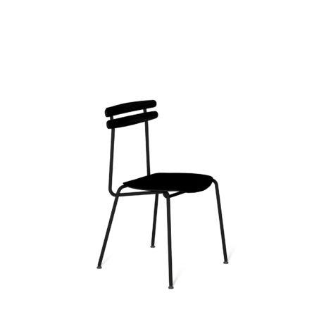 chairs, furniture, interior-design, TROJKA CHAIR ALL BLACK - WIDE - TROJKA wide allblack 1 470x470