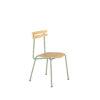 chairs, furniture, interior-design, TROJKA CHAIR - WIDE - TROJKA wide oak mintgreen 1 100x100