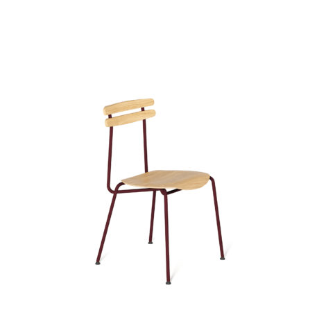 chairs, furniture, interior-design, TROJKA CHAIR - WIDE - TROJKA wide oak royal 1 470x470