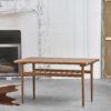 tische, mobel, wohnen, FOX LANGER BEISTELLTISCH - 366Concetp fox rectangle coffee table W03 mood2 100x100