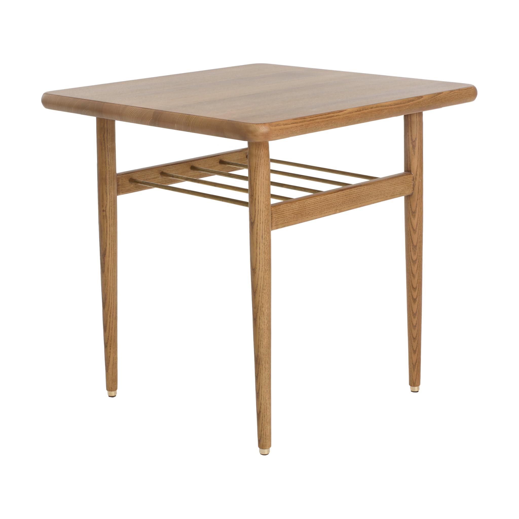 wohnen, tische, mobel, FOX QUADRATISCHER BEISTELLTISCH - 366Concetp fox square coffee table W03