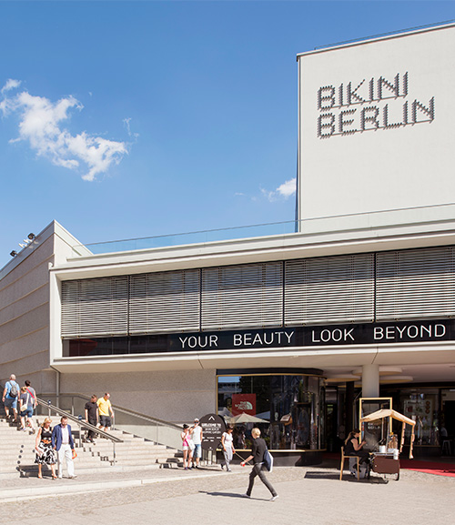 NO WÓDKA Pop-Up Store im BIKINI BERLIN
