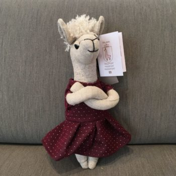 lifestylen-en, design-for-kids, SMALL LAMA - ACCOUNTANT - Zdjęcie 14.09.2019 13 44 31 e1568469270510 350x350