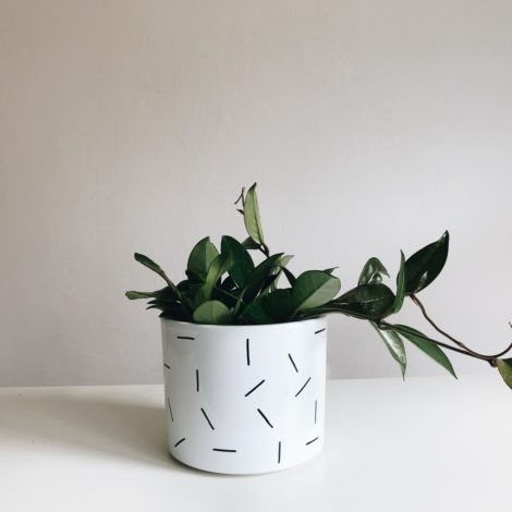 home-accessories, interior-design, flower-pots, FLOWER POT NEEDLES 17CM - Donica Igiełki 470x470