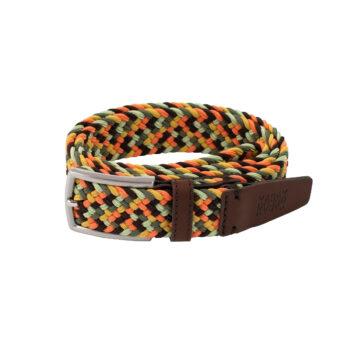 bekleidung-en, belts, clothes-accessories, BELT MULTICOLOR UNDERGROWTH - belt woven multicolor A159 kabak 5906742649581 5906742649598 1 350x350