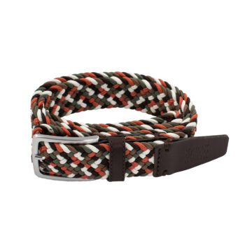 bekleidung, guertel, accessoires-bekleidung, GÜRTEL MULTICOLOR UNDERGROWTH - belt woven multicolor C66 kabak 5903678202392 350x350