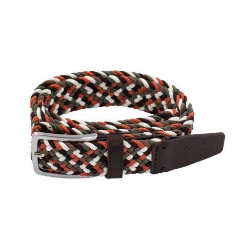 bekleidung-en, belts, clothes-accessories, BELT MULTICOLOR FOREST - belt woven multicolor C66 kabak 5903678202392 470x470