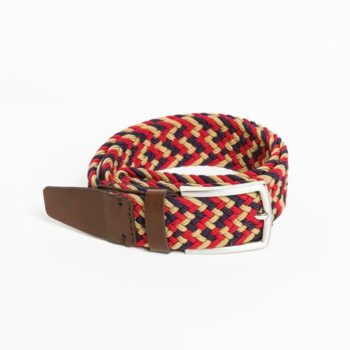 bekleidung-en, belts, clothes-accessories, BELT MULTICOLOR AUTUMN - belt woven multicolor red kabak 350x350