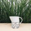 porzellan_und_keramik, wohnen, kannen, porzellan-andere, MILCHKÄNNCHEN WALDTIERE - mlecznik zwierzeta lesne forrest 1 100x100