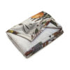 home-fabrics, interior-design, decken-und-ueberwuerfe-en, QUILTED BED COVER LIQUID MEMORY - LM BED COVER 150 100x100