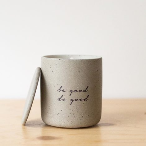 home-accessories, interior-design, candles, SCENTED SOY CANDLE BE GOOD - QY1C7447 470x470
