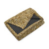 home-fabrics, interior-design, decken-und-ueberwuerfe-en, QUILTED BED COVER STRAW - STRAW BED COVER 150 100x100