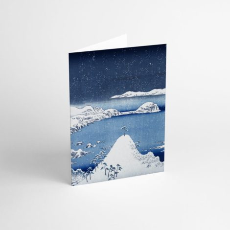 paper-goods, postcards-and-greeting-cards, GREETING CARD SNOW I - Snow I 470x470