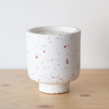 interior-design, home-accessories, candles, MAXI SCENTED SOY CANDLE TERRAZZO - QY1C8389 350x350