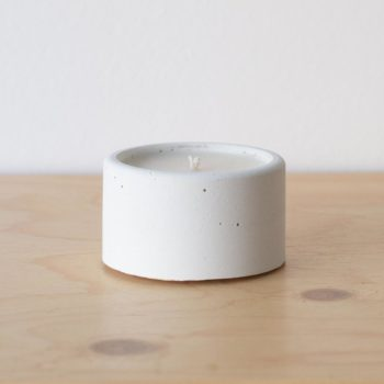 interior-design, home-accessories, candles, MINI SCENTED SOY CANDLE WHITE - QY1C8393 350x350