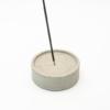 wohnaccessoires, wohnen, raeucherstaebchenhalter, RÄUCHERSTÄBCHENHALTER GRAU - incense holder grey 02 100x100