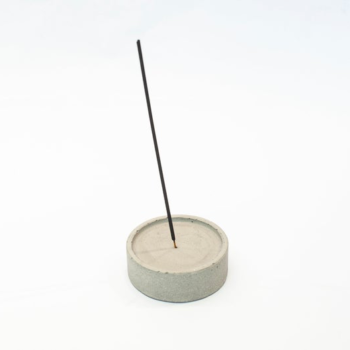 interior-design, incense-stick-holders, home-accessories, INCENSE STICK HOLDER GREY - incense holder grey 03 350x350