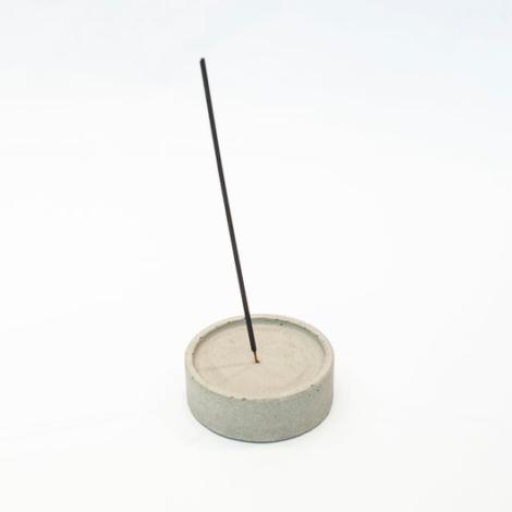wohnaccessoires, wohnen, raeucherstaebchenhalter, RÄUCHERSTÄBCHENHALTER GRAU - incense holder grey 03 470x470