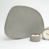 home-accessories, interior-design, holders-and-trays, ASYMMETRICAL TRAY LIGHT GREY - light grey tray 04 100x100