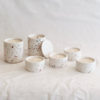home-accessories, interior-design, candles, MINI SCENTED SOY CANDLE TERRAZZO - terrazzo candles 100x100