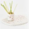 home-accessories, interior-design, holders-and-trays, ASYMMETRICAL TRAY TERRAZZO L - terrazzo tray 04 100x100