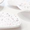 home-accessories, interior-design, holders-and-trays, ASYMMETRICAL TRAY TERRAZZO M - terrazzo tray 05 100x100