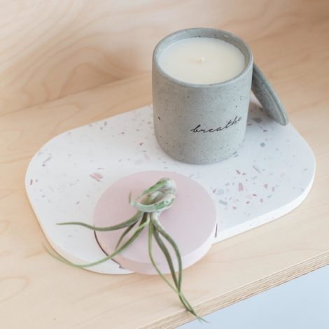 home-accessories, interior-design, candles, SCENTED SOY CANDLE BREATHE - 07 470x470