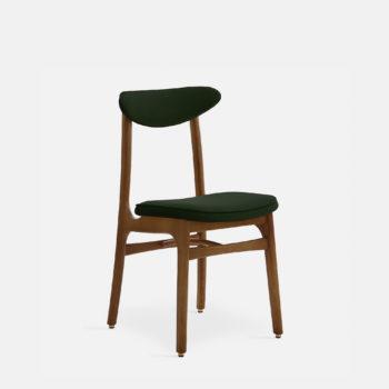 wohnen, stuhle, mobel, STUHL 200-190 VELVET - 366 Concept 200 190 Chair W03 Velvet Bottle Green 350x350