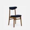 stuhle, mobel, wohnen, STUHL 200-190 VELVET - 366 Concept 200 190 Chair W03 Velvet Indigo 100x100