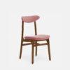 stuhle, mobel, wohnen, STUHL 200-190 VELVET - 366 Concept 200 190 Chair W03 Velvet Powder Pink 100x100
