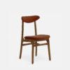 stuhle, mobel, wohnen, STUHL 200-190 VELVET - 366 Concept 200 190 Chair W03 Velvet Red Brick 100x100