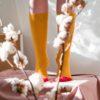 bekleidung, socken-aus-bio-baumwolle, accessoires-bekleidung, SOCKEN AUS BIOBAUMWOLLE SENFGELB - DSCF6932 100x100
