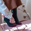 bekleidung, socken-aus-bio-baumwolle, accessoires-bekleidung, SOCKEN AUS BIOBAUMWOLLE FLASCHENGRÜN - DSCF6940 100x100