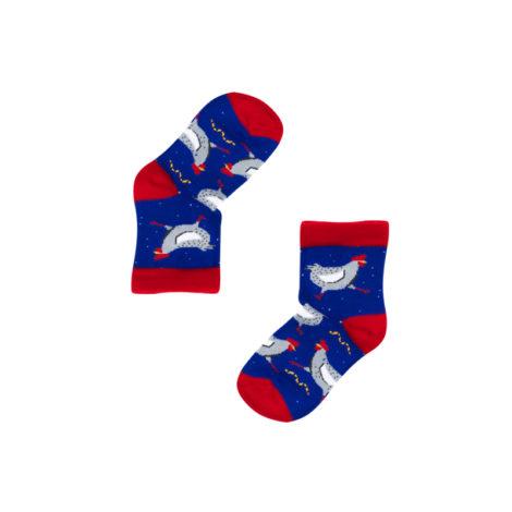 bekleidung-en, kids-socks, clothes-accessories, KIDS SOCKS CHICKENS - Kury dzieciece 470x470