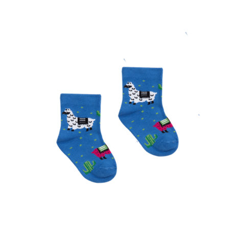 bekleidung-en, kids-socks, clothes-accessories, KIDS SOCKS LAMAS - Lamy Dzieci 470x470
