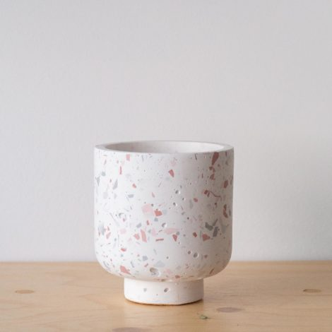 home-accessories, interior-design, flower-pots, FLOWER POT TERRAZZO LARGE - QY1C8492 2 470x470