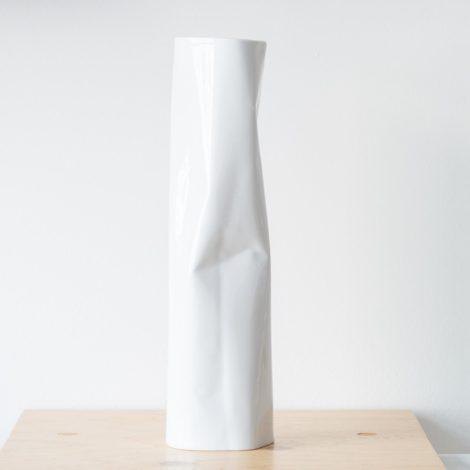 vasen, porzellan_und_keramik, wohnen, HOHE VASE BENT - QY1C8526 2 470x470