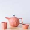 porzellan_und_keramik, wohnen, sets, TEESET LIMBO TERRACOTTA - QY1C8558 2 100x100