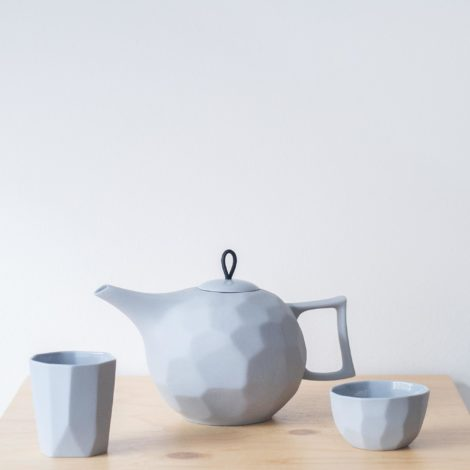 porcelain_and_ceramics, sets-en, interior-design, TEA SET LIMBO LIGHT GREY - QY1C8584 2 470x470