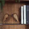 home-accessories, wooden-objects, interior-design, BIRD - ASH FIGURINE - ash2 100x100