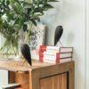 home-accessories, wooden-objects, interior-design, BLACKBIRD - CHARRED ASH FIGURINE - blackbird 4 100x100