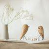 home-accessories, wooden-objects, interior-design, BIRD - ASH FIGURINE - jesion 100x100