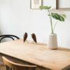 home-accessories, wooden-objects, interior-design, BIRD - WALNUT FIGURINE - walnut 3 100x100