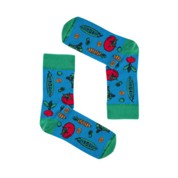 bekleidung-en, kids-socks, clothes-accessories, KIDS SOCKS FRUITS AND VEGETABLES - warzywa 350x350