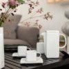 porzellan_und_keramik, wohnen, sets, SYSTEM TEESET WEIß - QY1C5118 100x100
