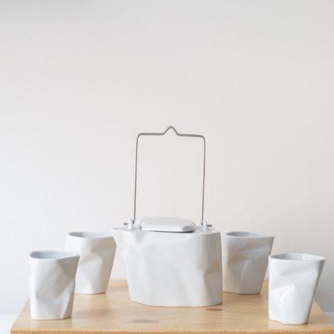 porcelain_and_ceramics, sets-en, interior-design, BENT TEA SET | WHITE - QY1C8710 2 470x470
