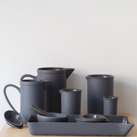 porzellan_und_keramik, wohnen, sets, HOME LAB SET SCHWARZ - QY1C8725 2 470x470